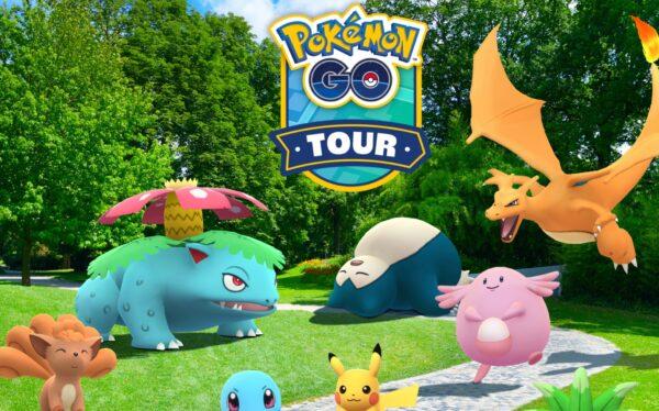 Pokemon GO Kanto Ticket